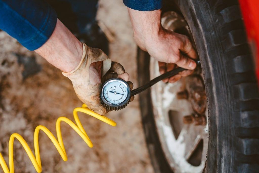 truck tire maintenance