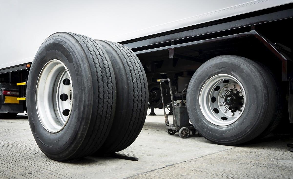 Truck or Semi Truck Tire