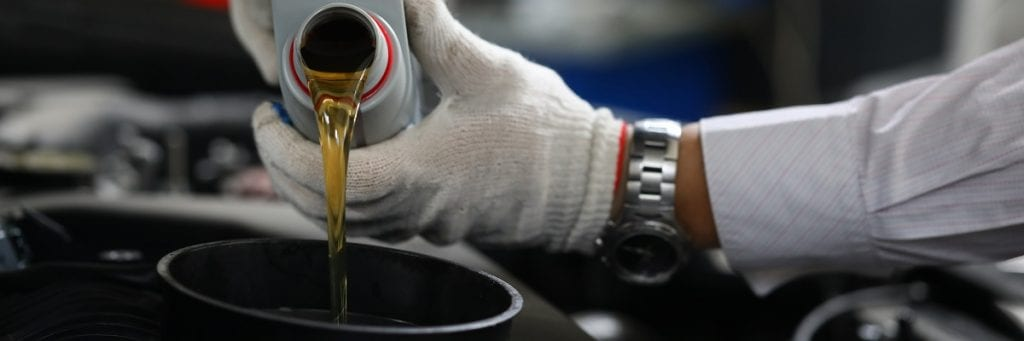 Oil Changing for Diesel Truck