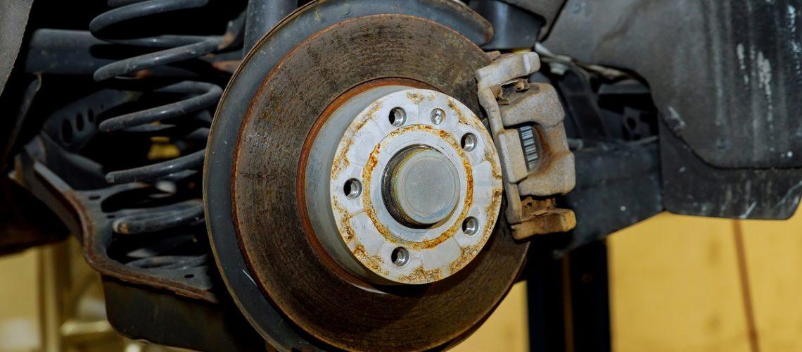 truck brake repairs